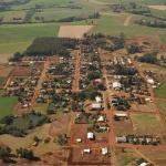 Homem morre após ser atingido por tora em São Valério do Sul