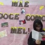 Menino encontrado morto gravou vídeo em homenagem a sua mãe