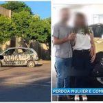 Vídeo – Marido traído perdoa mulher e compra carro novo após flagra em motel