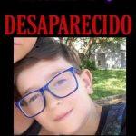 Menino de 11 anos segue desaparecido e professora faz apelo nas redes sociais