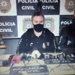 AO VIVO – Entrevista coletiva sobre o Caso Rafael Mateus Winkes