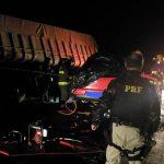 Acidente com três vítimas fatais no Noroeste do RS, na BR-158