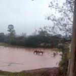 Chuva provoca alagamentos em municípios da Região Celeiro