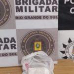 Homem é preso em flagrante por tráfico de drogas em Três Passos