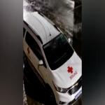 Funcionário de prefeitura é flagrado se masturbando dentro de veículo da saúde