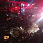 Jovem de 21 anos morre em colisão frontal entre dois veículos na BR-468