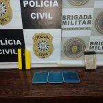 Homem é preso com mais de R$ 50 mil em drogas em abordagem na BR-468