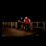 Vídeo – Jovens evitam suicídio de mulher em ponte no RS