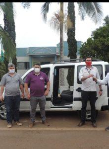 Administração municipal adquire veículo para a Saúde em Esperança do Sul