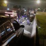 Padre é preso por dirigir embriagado em zigue-zague