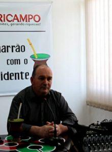 Chimarrão com o Presidente: Gelson Bridi fala sobre a inovação tecnológica