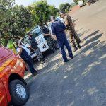 Exército Brasileiro realiza operação com apoio do 7º BPM na Região de Três Passos