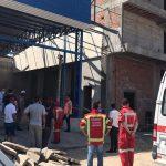 Pai e filho morrem após queda de edifício em construção; vítimas tinham 41 e 22 anos
