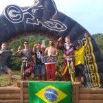 Meninos três-passenses ficam entre os 12 primeiros colocados no Campeonato Gaúcho de Downhill