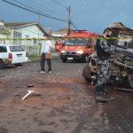 Acidente com três mortes e feridos em cidade no Noroeste do RS