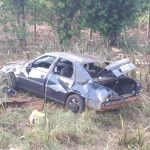 Vídeo – Grave acidente deixa duas vítimas fatais na BR-468, em Bom Progresso
