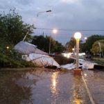 Temporais da Argentina vão avançar para o Rio Grande do Sul, alerta MetSul