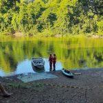 Pai e filha de 11 anos morrem afogados em rio no interior do RS