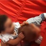 Bebê de 1 ano sofre maus-tratos e imagens vão parar nas redes sociais