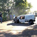 Acidente deixa vítima fatal na ERS-305, entre Tucunduva e Tuparendi