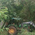 Agricultor morre em acidente com trator