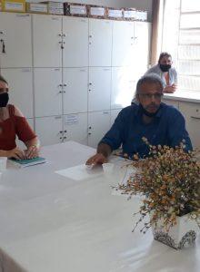 Secretário estadual de Educação faz visita técnica na região da 21ª CRE de Três Passos