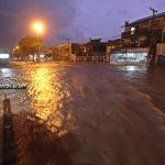 Chuva de até 180 mm castiga fronteira gaúcha; veja imagens