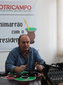 Chimarrão com o Presidente: Gelson Bridi fala sobre melhorias na unidade de Braga