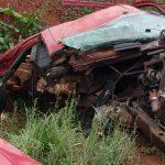 Adolescente de 15 anos ferido em acidente na BR-468 é internado na UTI