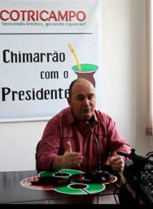 Chimarrão com o Presidente: Gelson Bridi fala sobre a safra do milho