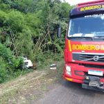 Acidente com morte na BR-386, no Noroeste do RS