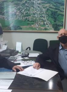 Tiradentes do Sul conta com novo secretário municipal de Administração