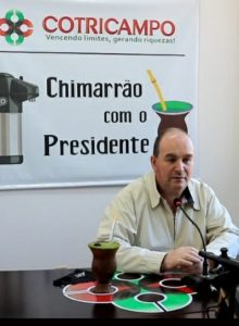 Chimarrão com o Presidente: Gelson Bridi fala sobre a cultura do trigo