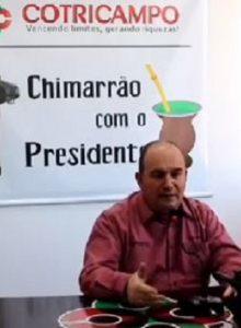 Chimarrão com o Presidente: Gelson Bridi fala sobre melhorias na cooperativa