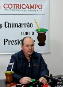 Chimarrão com o Presidente: Cotricampo inaugura Farmácia em Três Passos nesta sexta-feira