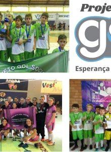 Esperança do Sul: Projeto Gol Social retorna na próxima semana