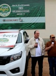 Chimarrão com o Presidente: Gelson Bridi fala sobre o Trajeto da Sorte na ExpoAgro 2022