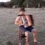 "Vídeo – Após tocar gaita sem camisa na geada, agricultor escuta internautas e vai ""rachar lenha"""